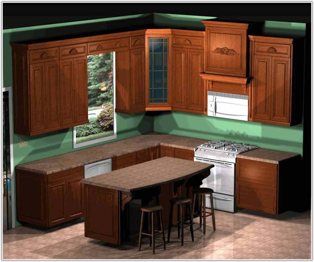 Kitchen Cabinets Virtual Design Tool
