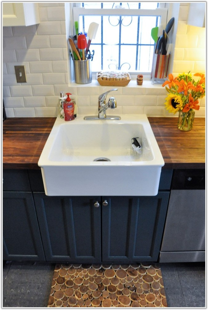 Kitchen Cabinets With Farm Sink