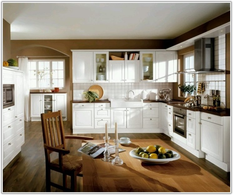 Kitchen Cabinets With Furniture Feet