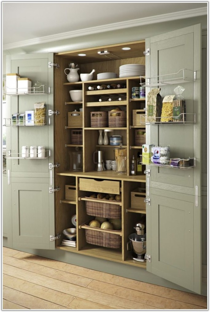 Kitchen Cupboard Slide Out Shelves