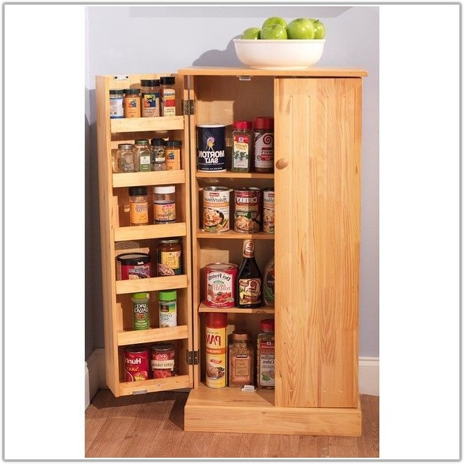 Kitchen Storage Free Standing Cabinets