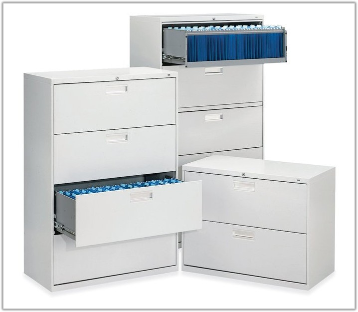 Lateral 5 Drawer File Cabinet