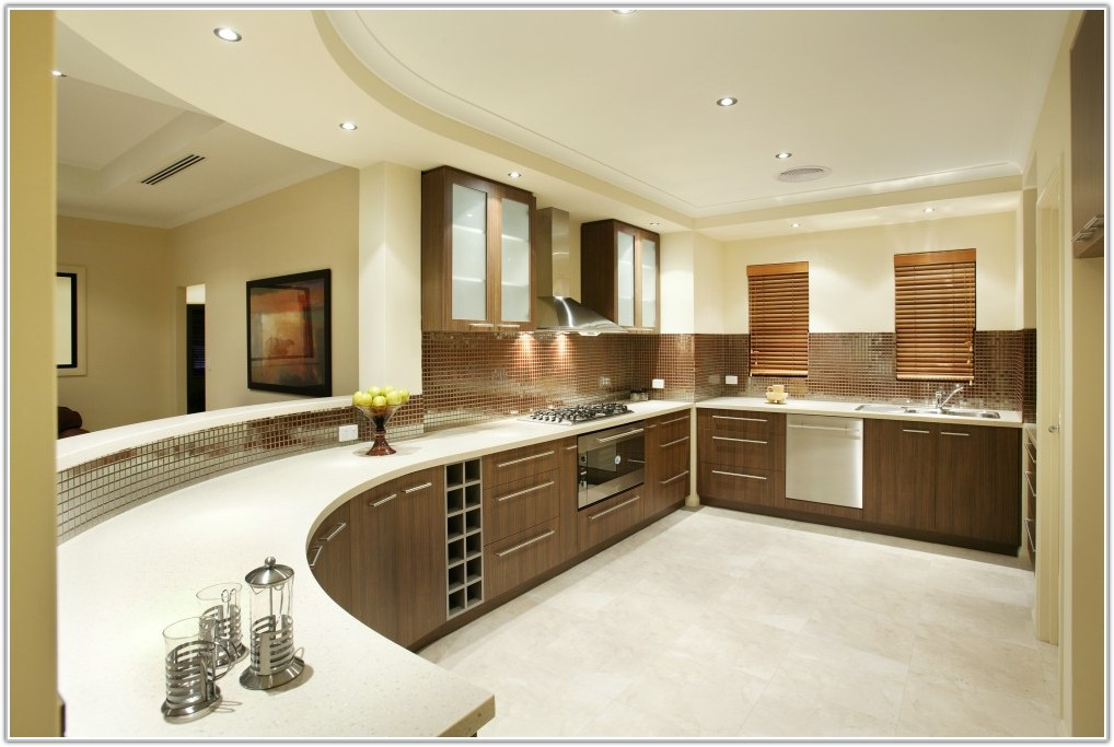 Latest Designs Of Kitchen Cabinets