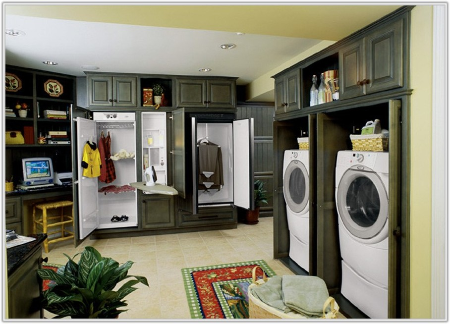 Laundry Room Storage Ideas Solutions