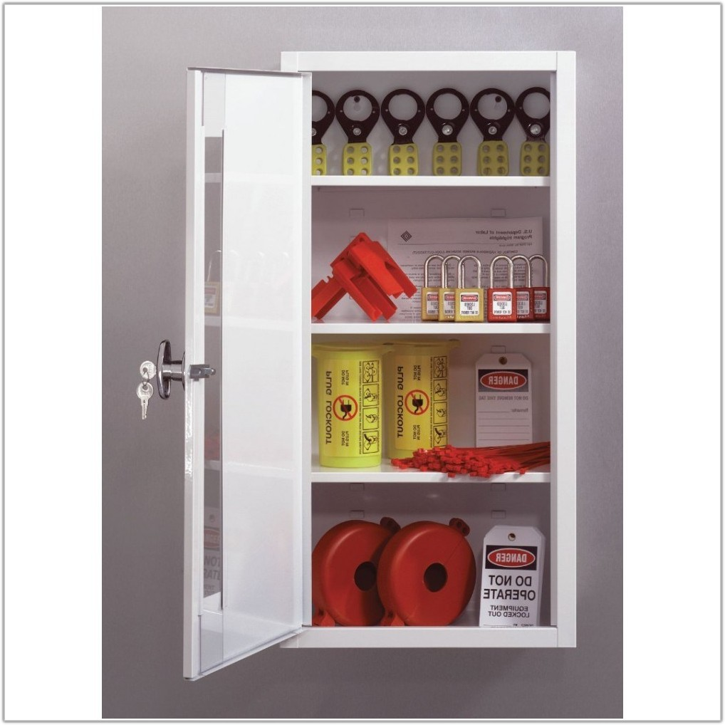 Lock Out Tag Out Cabinet