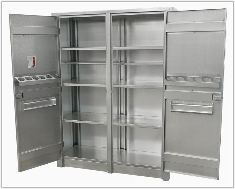 Metal Storage Cabinets For Garage