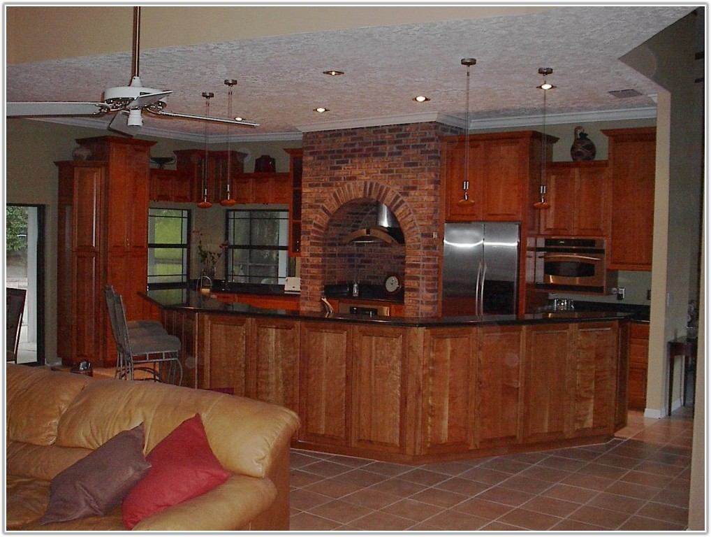 Natural Cherry Kitchen Cabinets Pictures