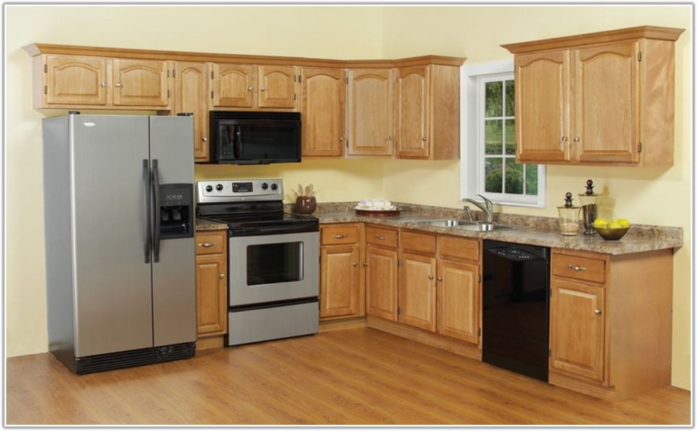 Natural Maple Kitchen Cabinet Ideas