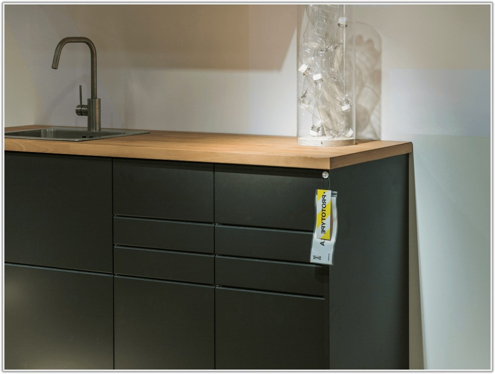 New Kitchen Cabinets From Ikea