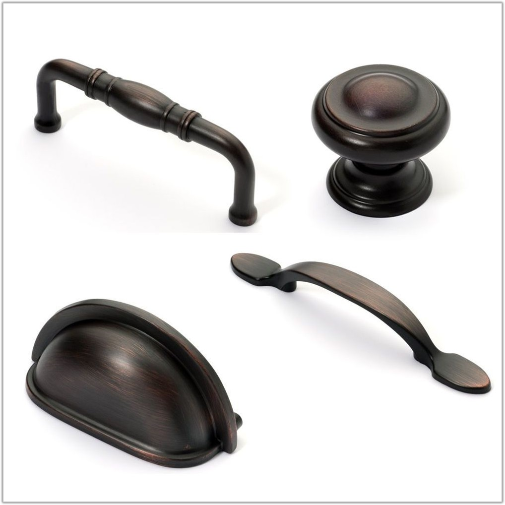 Oil Rubbed Bronze Hardware Pulls