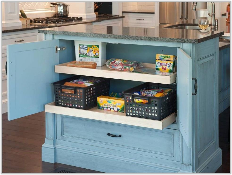 Organizing Solutions For Kitchen Cabinets
