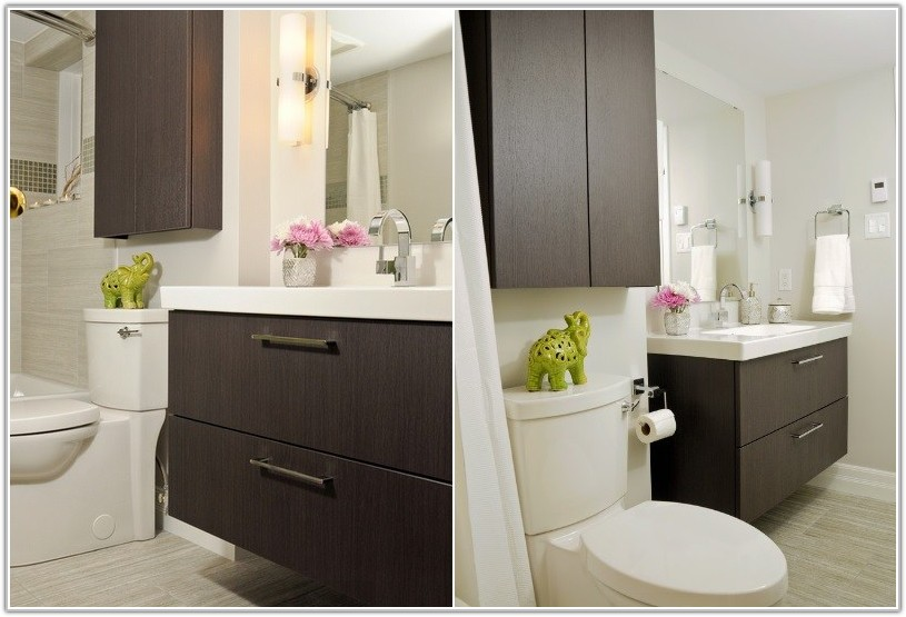 Over The Toilet Bathroom Storage Ideas