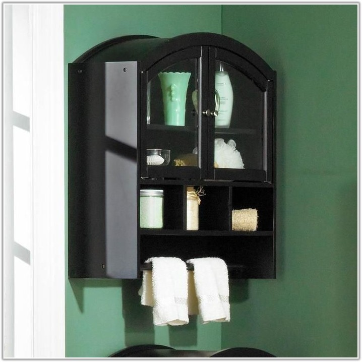 Over The Toilet Wall Storage Cabinet