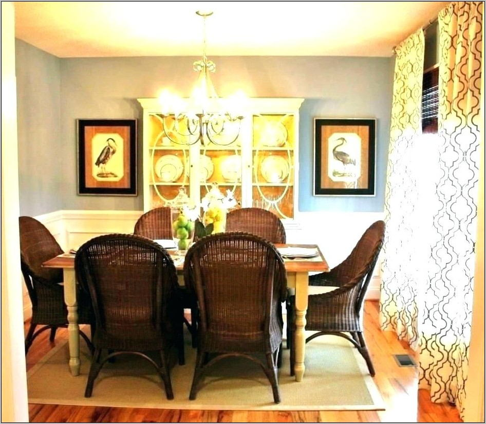 Best Color for Small Dining Room