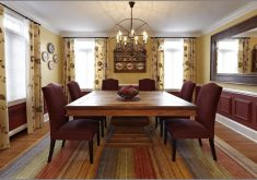 Casual Dining Room Rugs