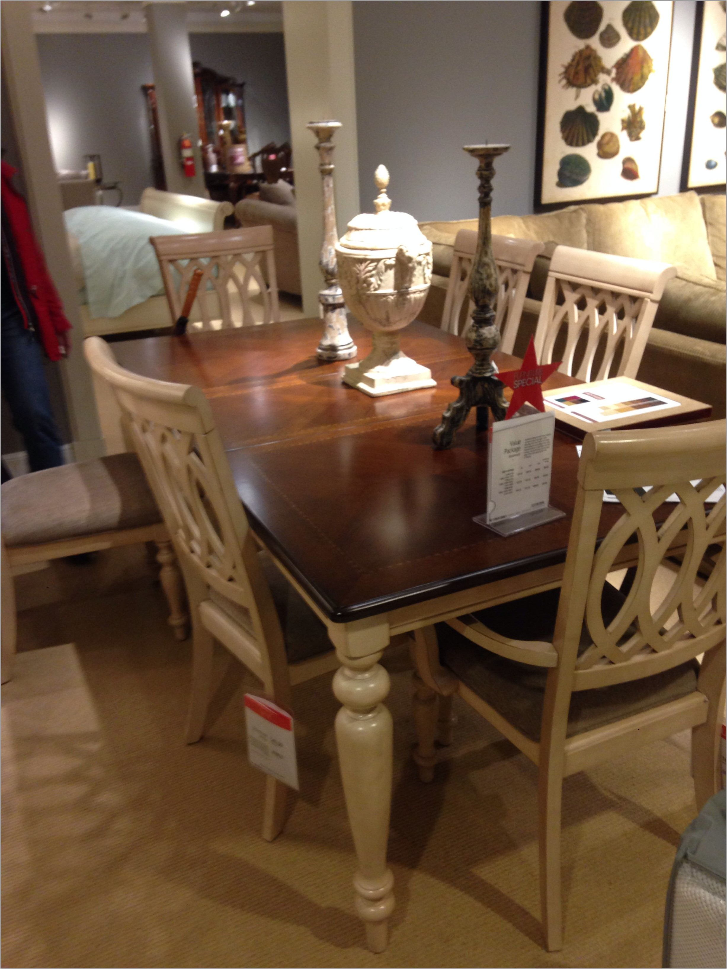 Dovewood Dining Room Furniture