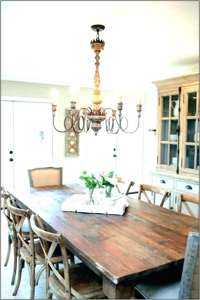 Joanna Gaines Dining Room Table