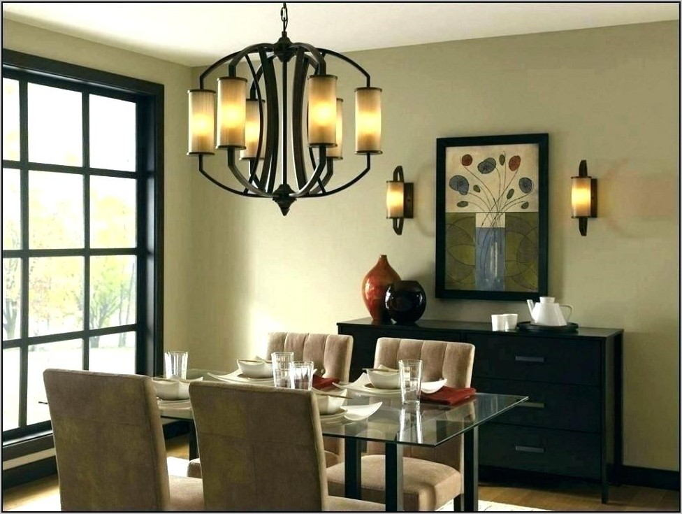Linear Chandeliers for Dining Room