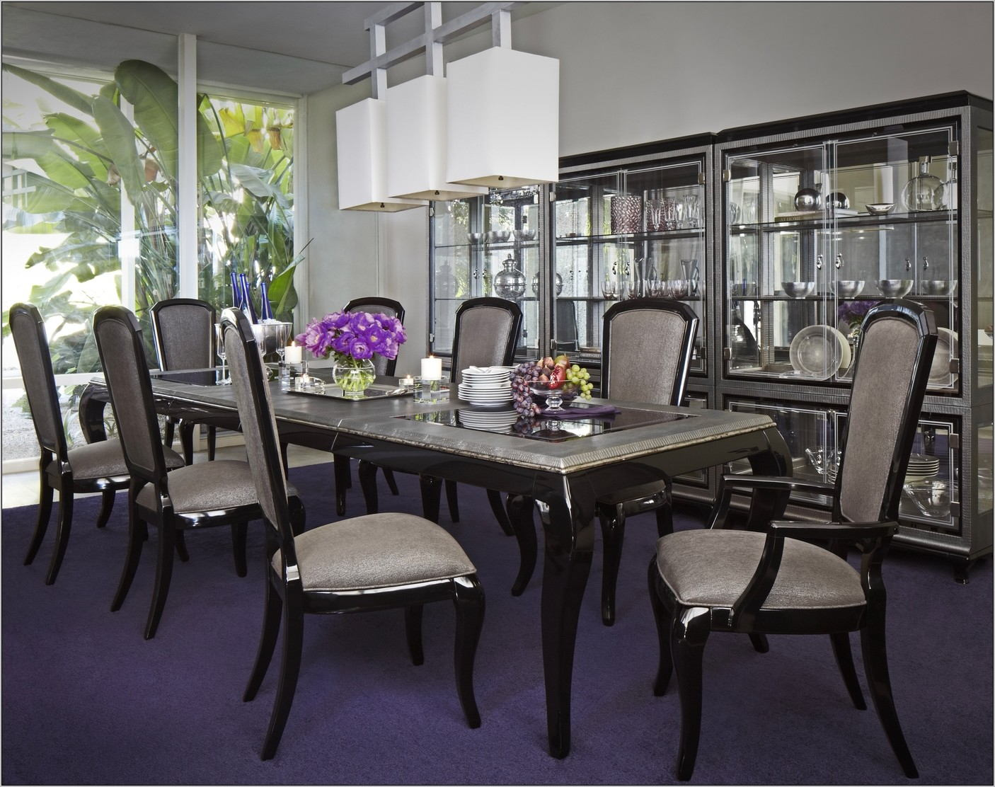 Michael Amini Dining Room