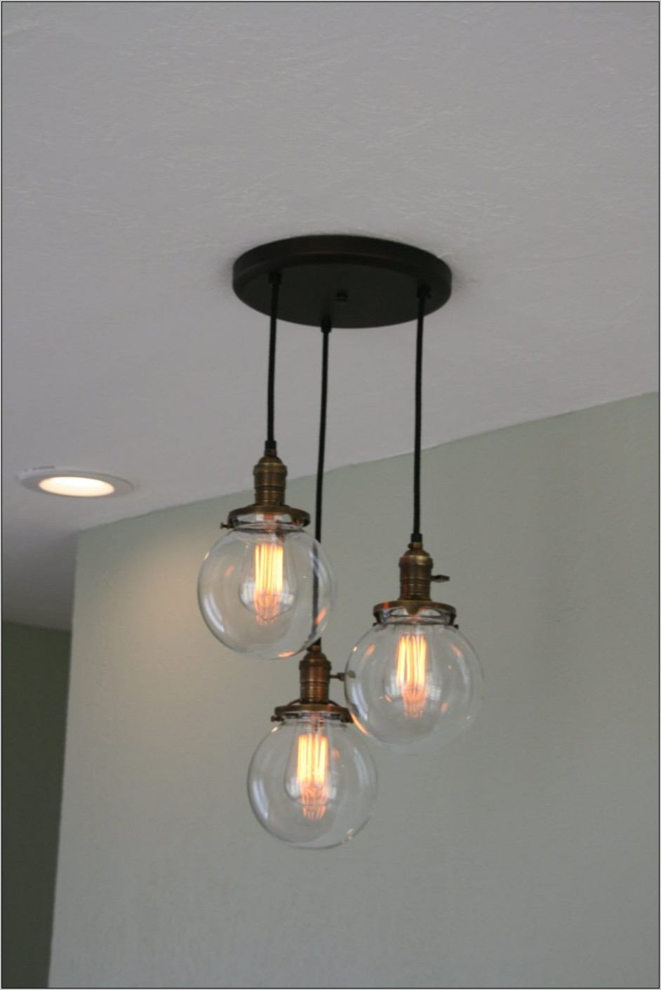 Oil Rubbed Bronze Dining Room Light Fixture