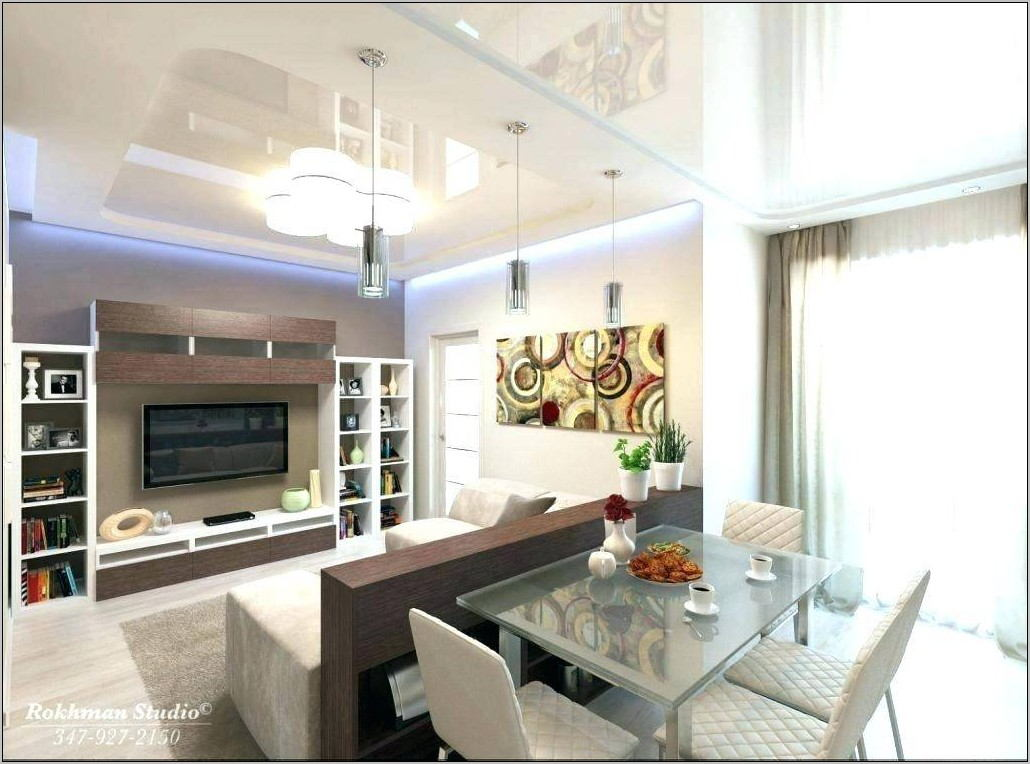Small Living Room Dining Room Combo Ideas
