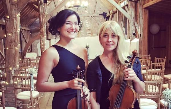 Niche Violin Duo