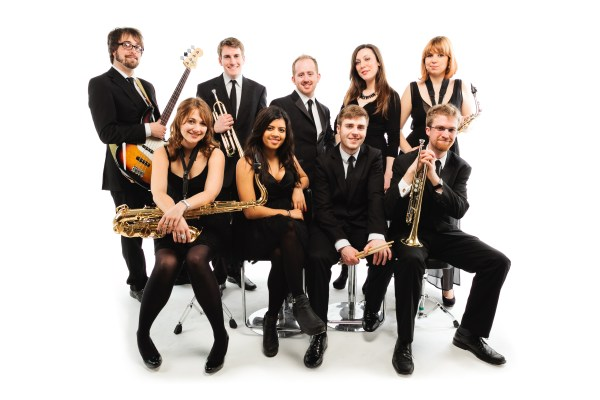 Swing Band Soul Band for Your Event Music Ltd