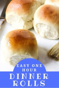 Easy Homemade Dinner Rolls