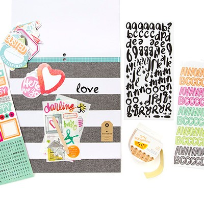 DIY Daily Calendar & White Board with Amy Tangerine Plus One & HSN