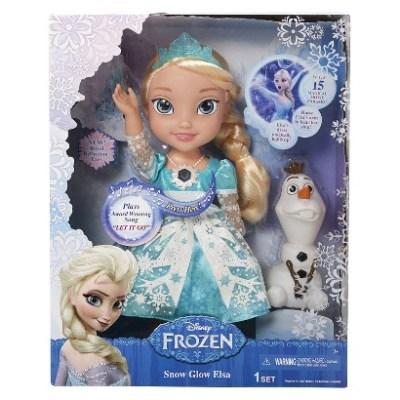 Snow Glow Elsa Giveaway!