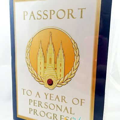 O Ye That Embark Personal Progress Passport