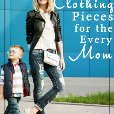 Top Ten Clothing Pieces for Every Mom & Jane Giveaway!