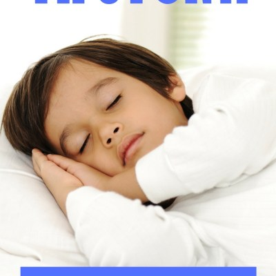 Tips for A Bedtime Routine for Kids & Printable