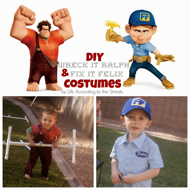 27+ DIY Disney Boy Costumes