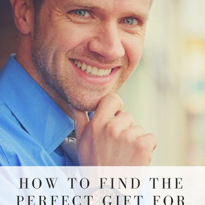 How To Find A Gift For A Picky Guy With JORD!