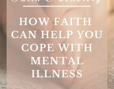 Faith & Anxiety: How Faith Can Help You Cope #PrinceofPeace