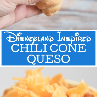 Chili Con Queso from Disneyland's Cars Land!