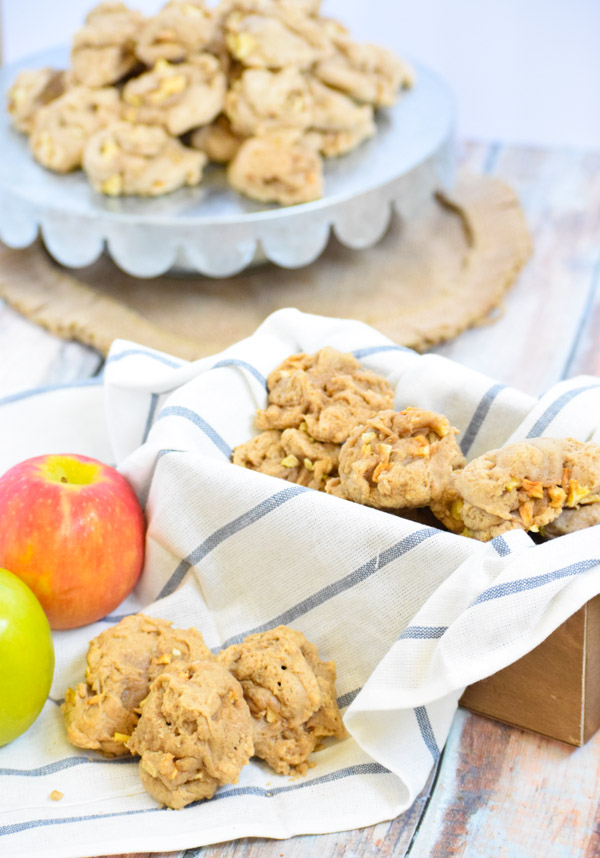 Pioneer Apple Cookies