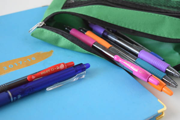 Organizing Your Family Planner