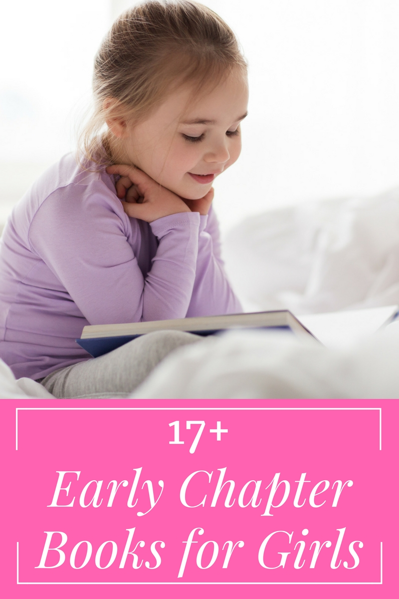 The Best Early Chapter Books for Girls - Your Everyday Family