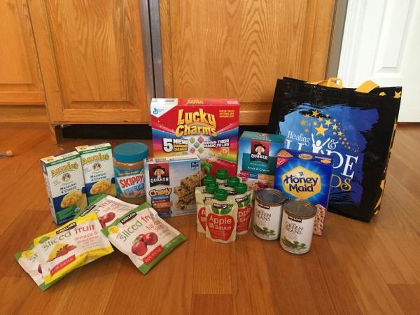 Organize A Food Drive