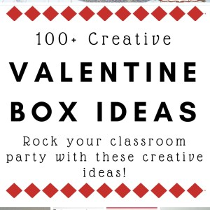 100+ Valentine's Box Ideas for Boys and Girls