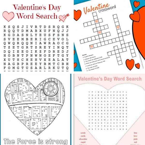 Valentine Classroom Activity Roundup