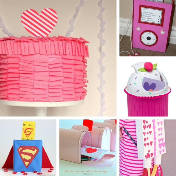 100+ Valentine\'s Box Ideas for Boys and Girls - Your Everyday Family