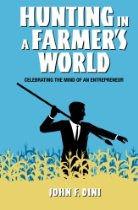 Exit Planning Books Hunting in a Farmers World Cover