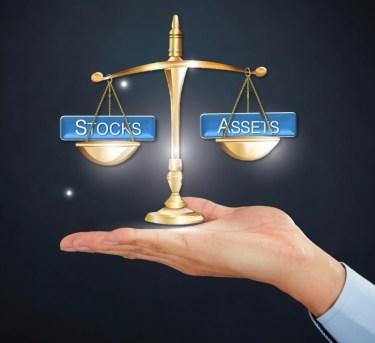 Stock vs Assets Main