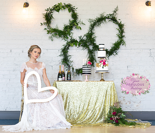 Industrial Glamour – Styled Shoot