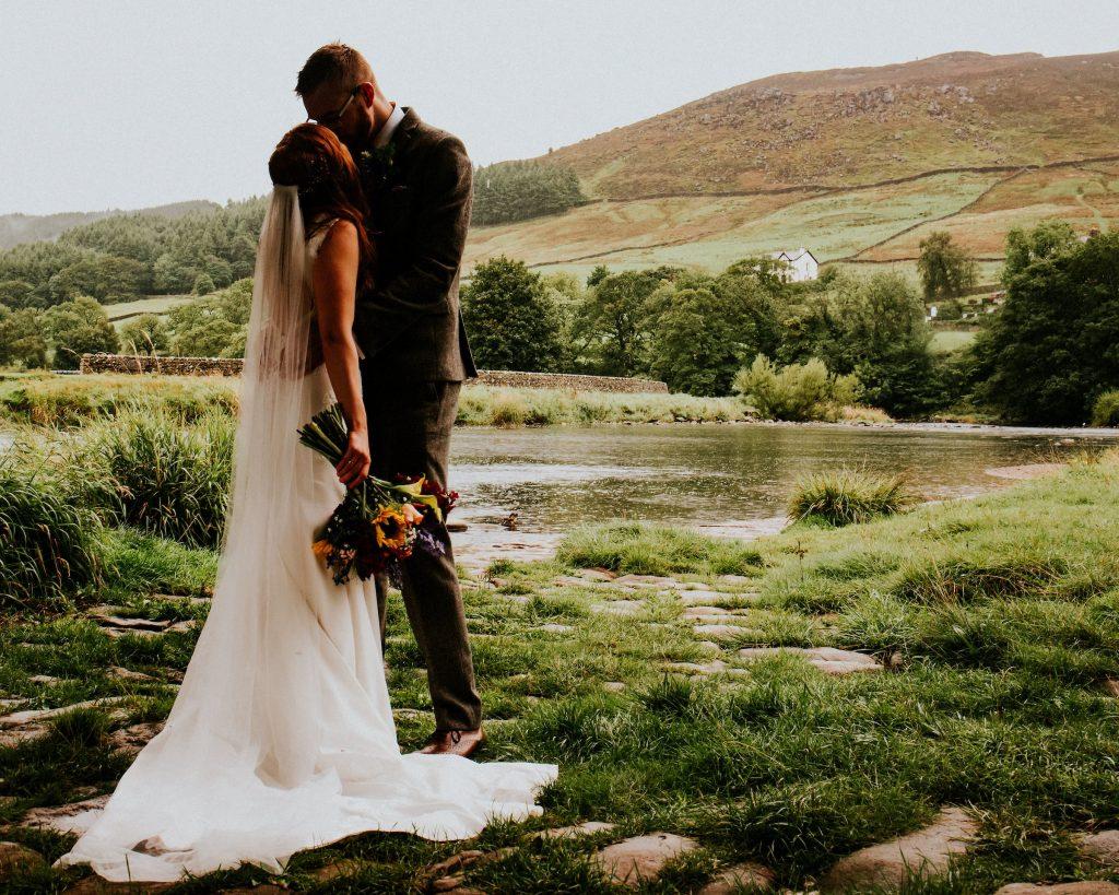Rosie & Scott, Yorkshire Dales Wedding