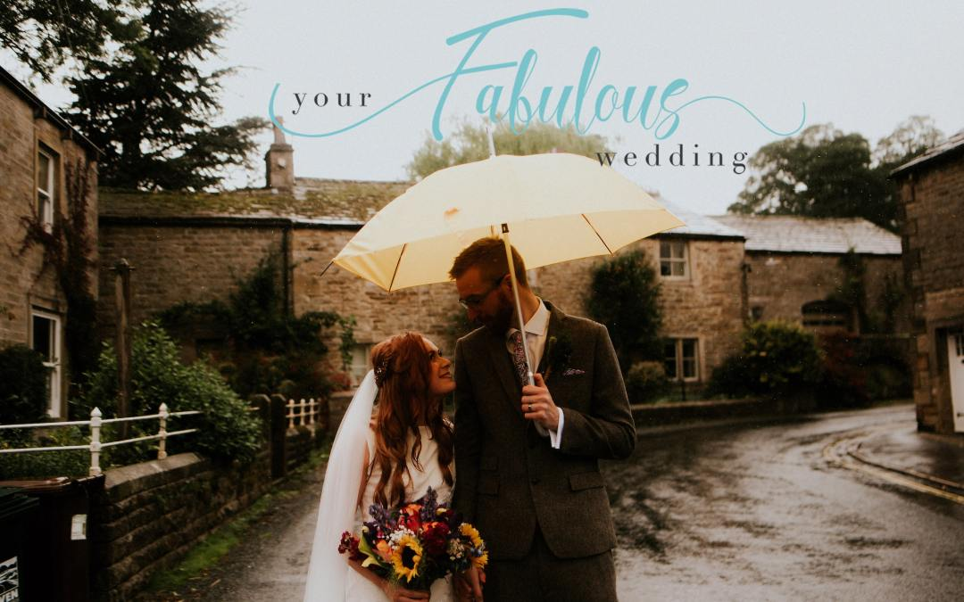 Real Wedding – Rosie & Scott at the Red Lion in Burnsall