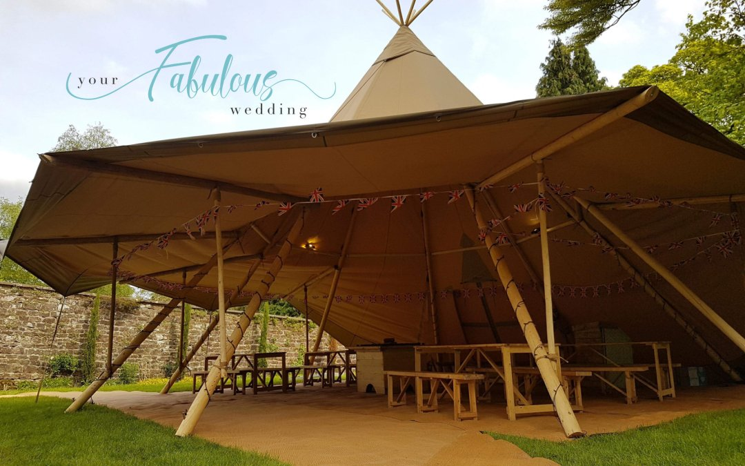Planning A Teepee or Marquee Wedding